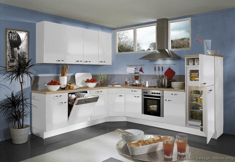 tủ bếp laminate gọn nhẹ