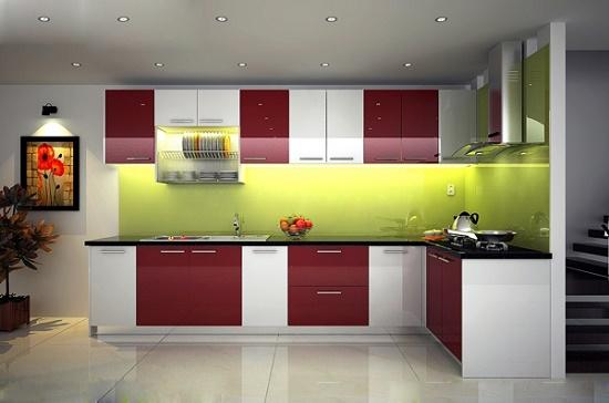 5 tiêu chí chọn tủ bếp cho nhà chung cư