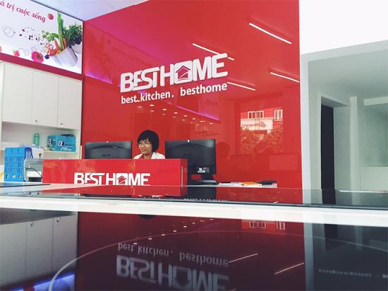 Best Home - địa chỉ đóng tủ bếp chất lượng tốt tại Hà Nội