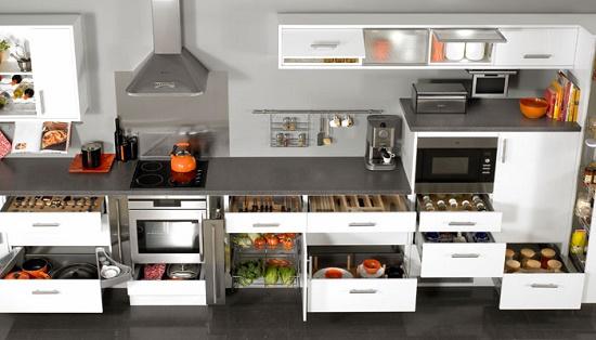 Gợi ý cách chọn mua phụ kiện tủ bếp chất lượng