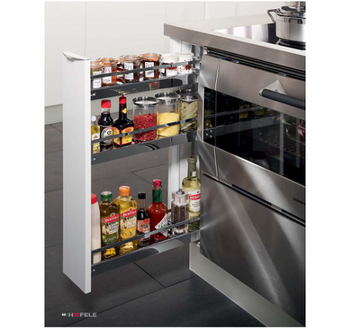 Phụ kiện đa năng cho khoang tủ bếp chính hãng Hafele