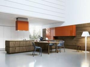 nội thất bếp đẹp cho không gian nhỏ