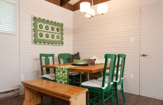 mẫu nhà bếp đẹp, thiết kế nội thất nhà bếp cho không gian nhỏ