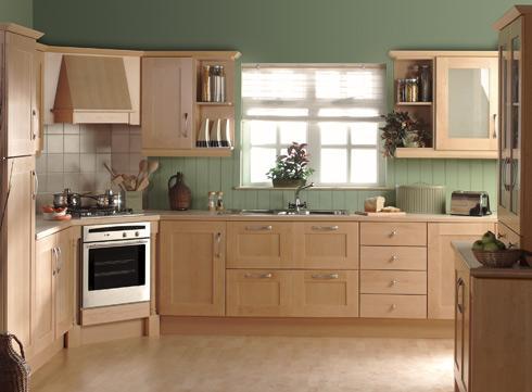 Các loại gỗ tự nhiên thường dùng để làm tủ bếp xoan đào
