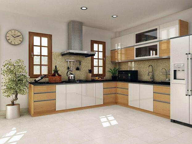 Nên đóng tủ bếp gỗ công nghiệp hay gỗ tự nhiên 4