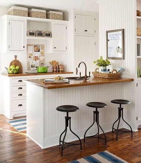 Những mẫu tủ bếp đầy đủ tiện nghi cho không gian nhỏ 9