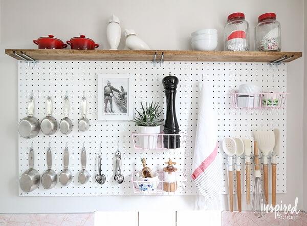 Trang trí nhà bếp khiến các bà nội trợ mê mẩn 6