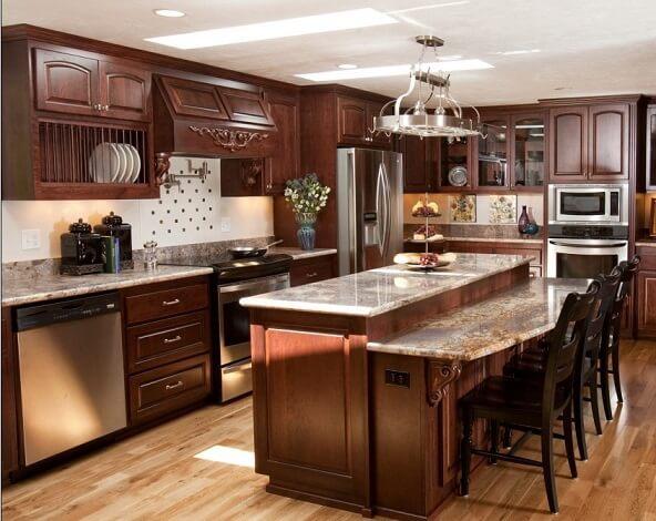 Trang trí nhà bếp khiến các bà nội trợ mê mẩn 7