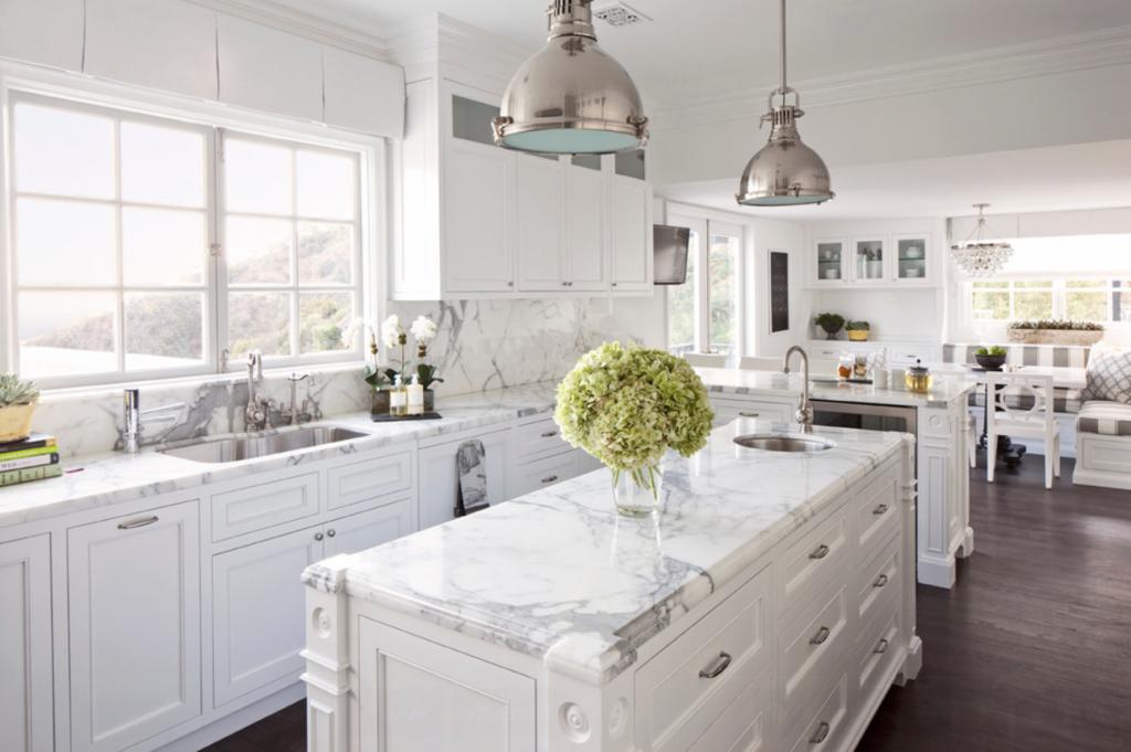 5 gợi ý trang trí lại phòng bếp