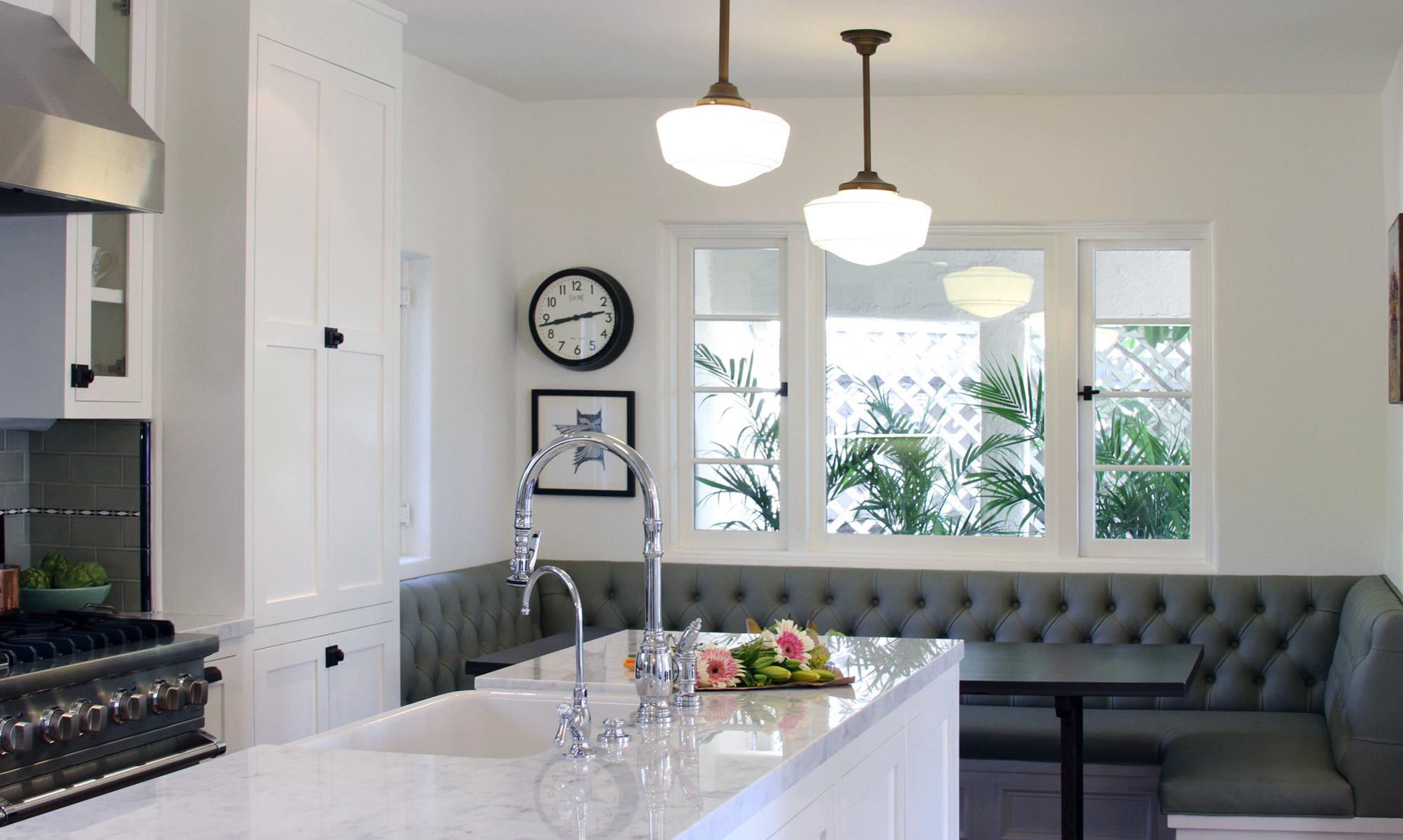 5 gợi ý trang trí lại phòng bếp , 5 ý tưởng cải tạo phòng bếp