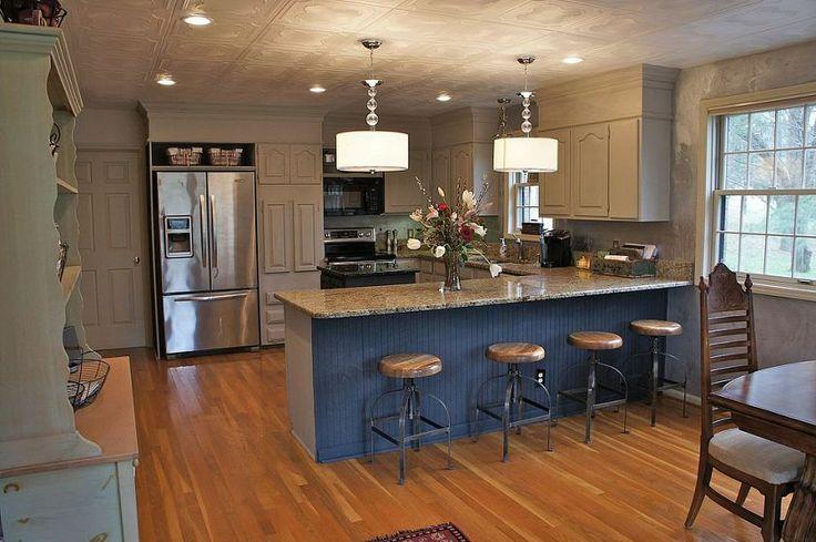 5 ý tưởng cải tạo phòng bếp hữu ích