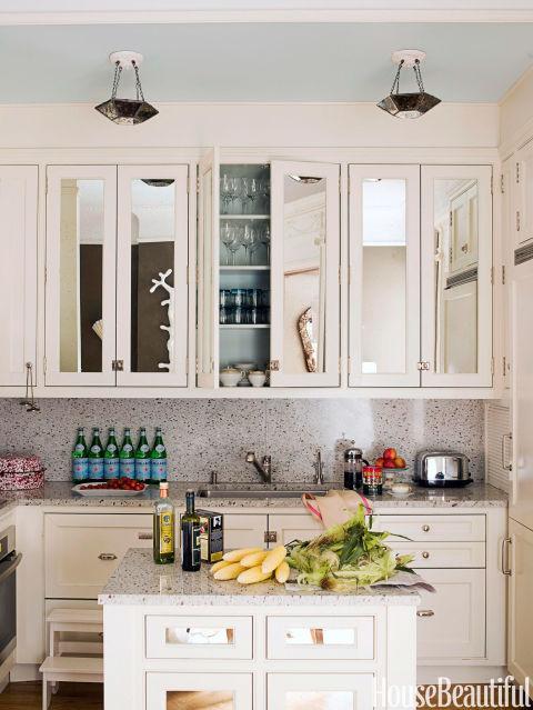 Mẹo giúp bạn ăn gian diện tích cho phòng bếp nhỏ