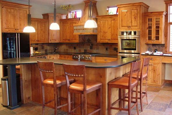 Những điều cần biết khi sử dụng đèn trang trí bếp
