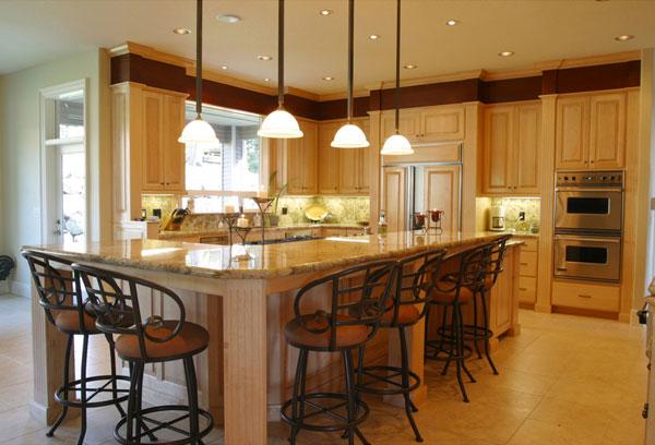 Cách trang trí phòng bếp đẹp và đơn giản nhất