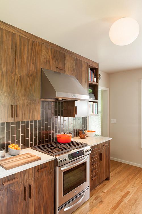 thiết kế nhà bếp cũ