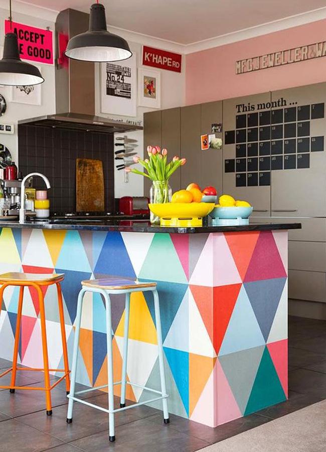 Trang trí phòng bếp đẹp , Trang trí phòng bếp , phòng bếp đẹp