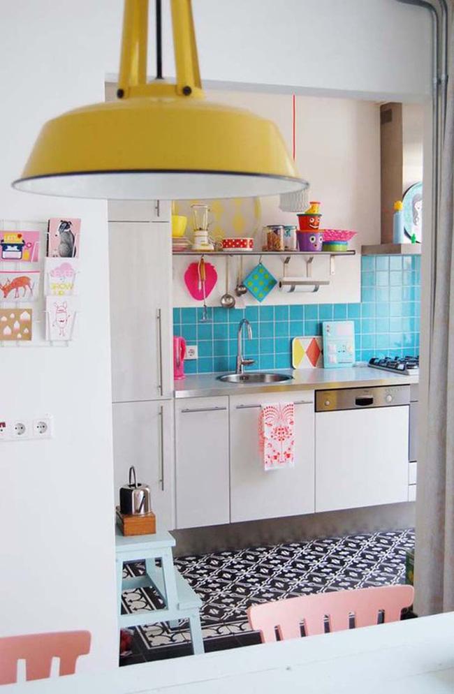 trang trí phòng bếp đẹp