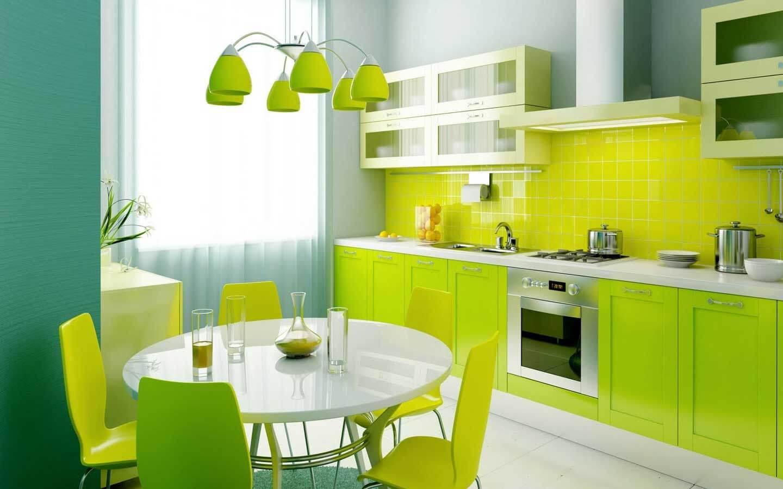 màu tủ bếp đẹp
