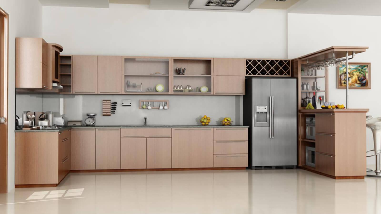 Tư vấn chọn mua tủ bếp