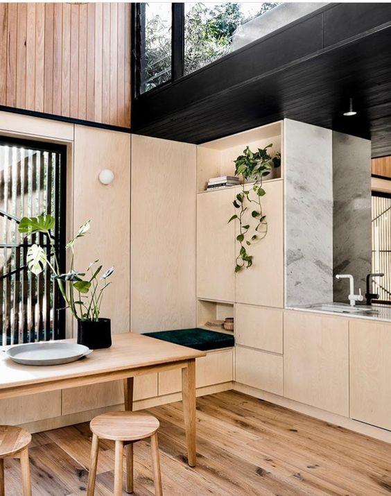 Cách bài trí tủ bếp đẹp và hiện đại, cách bài trí tủ bếp đẹp, bài trí tủ bếp