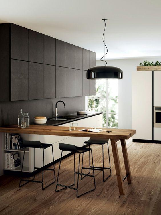 Thiết kế nhà bếp nhỏ