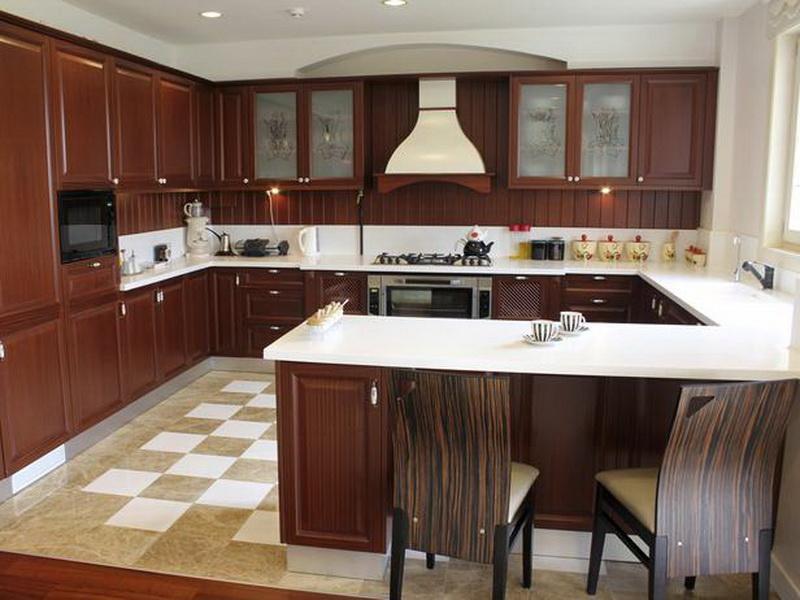 tu bep chu G bang Cùng nhìn qua ưu điểm của các kiểu dáng tủ bếp