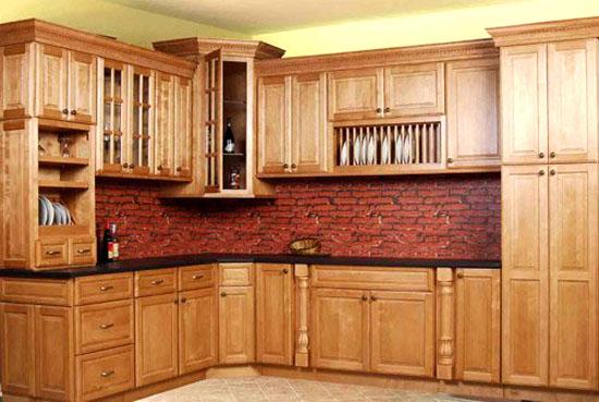 B o gi t b p ki u ch l p gi u i Pakistani kitchen cabinet design pictures