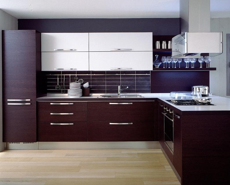 tu bep21 Những mẫu tủ bếp gỗ công nghiệp Laminate sang trọng và hiện đại