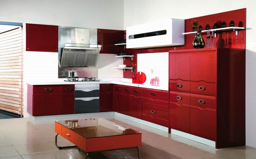 Màu đỏ sang trọng, nổi bật thể hiện đẳng cấp của chủ nhân