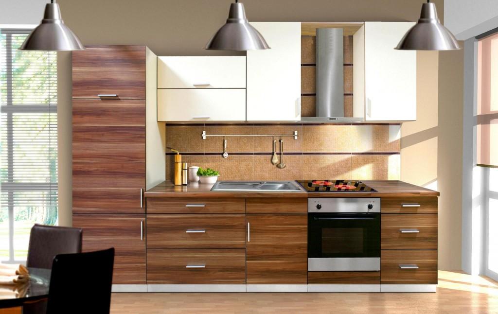 Đường vân gỗ sắc nét tăng thêm vẻ sang trọng cho không gian